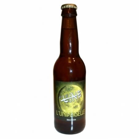 L'Universelle, Brasserie de la Pleine Lune, bière artisanale Pale Ale, coffret bière
