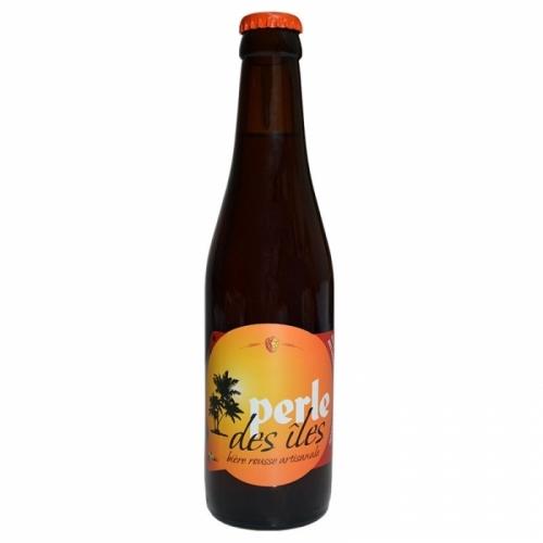 Bière aux épices artisanales Perle des îles