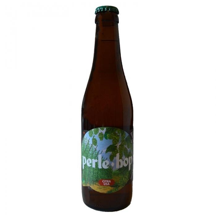Bière Single Hop artisanale Perle Hop Citra