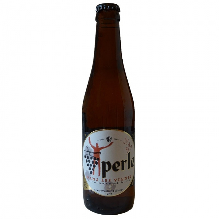 Bière artisanale Perle dans les Vignes