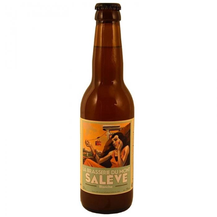 Bière blanche artisanale du Mont Salève