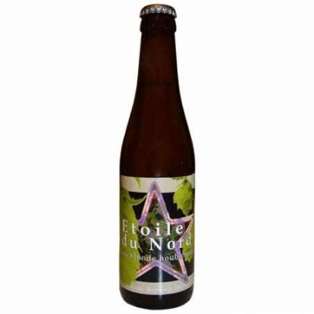 Bière blonde artisanale Etoile du Nord