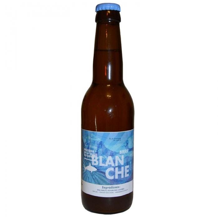 Bière blanche artisanale de la Vallée du Giffre