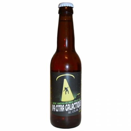 Bière IPA artisanale IPA Citra Galactique