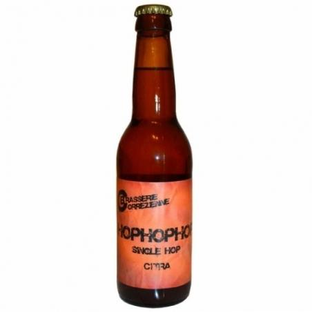 Bière blonde artisanale Corrézienne HopHopHop