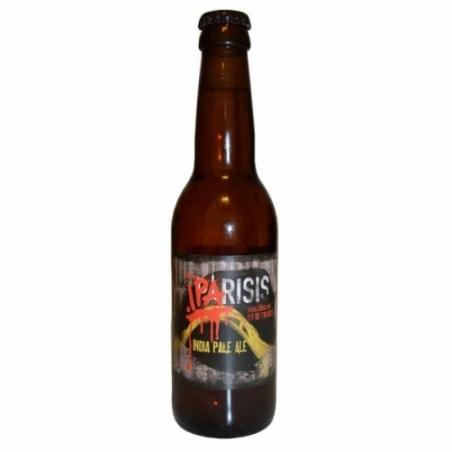 Bière blonde IPA artisanale IPARISIS