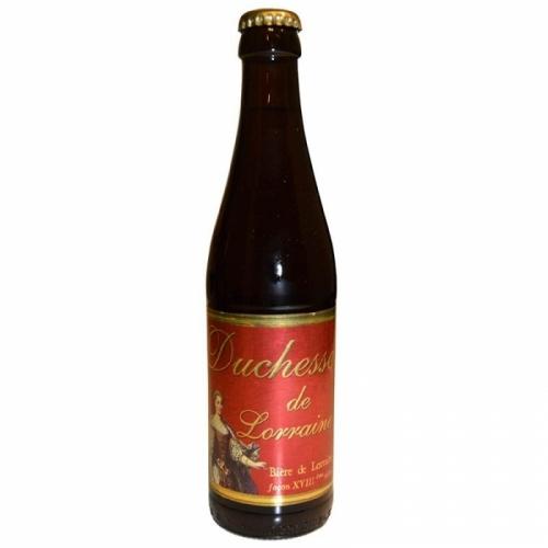 Bière rousse fumée artisanale Duchesse de Lorraine