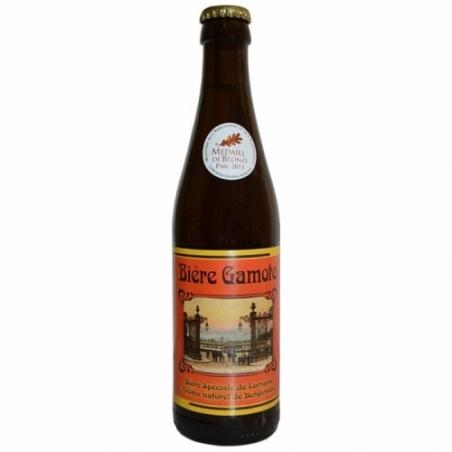 Bière blanche artisanale Bière Gamote