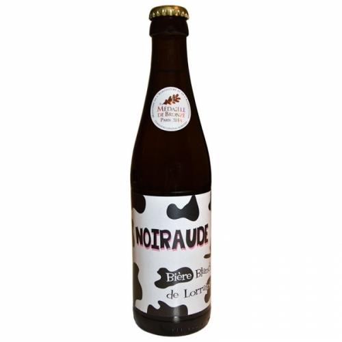 Bière blanche artisanale Noiraude
