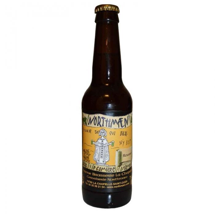 Bière rousse artisanale Northmaen La Chapelle