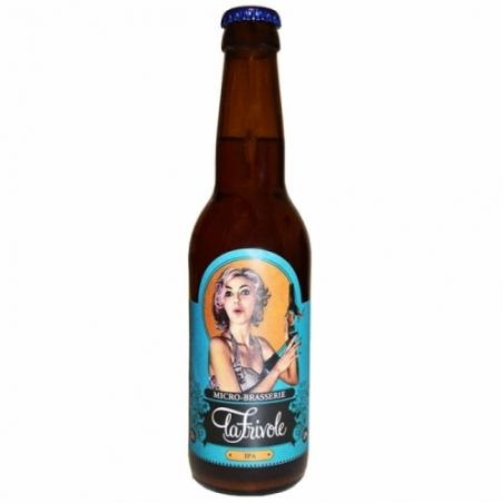 Bière IPA artisanale La Frivole