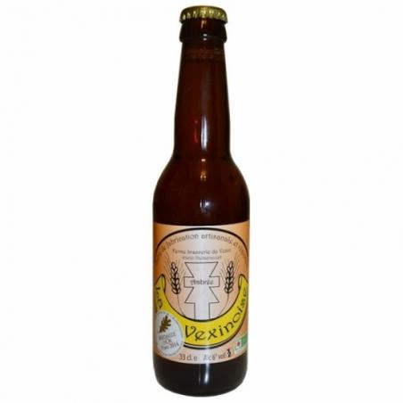 Bière ambrée artisanale du Vexin Vexinoise Ambrée
