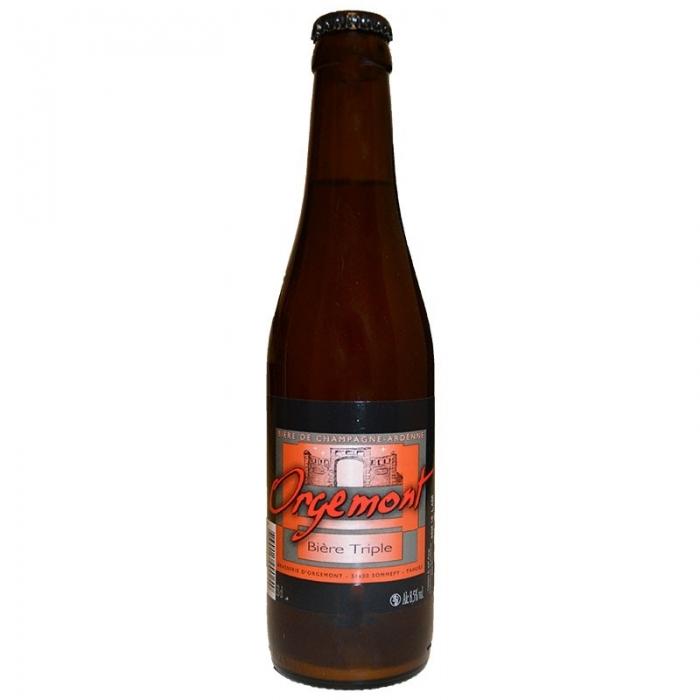 Bière triple artisanale Orgemont