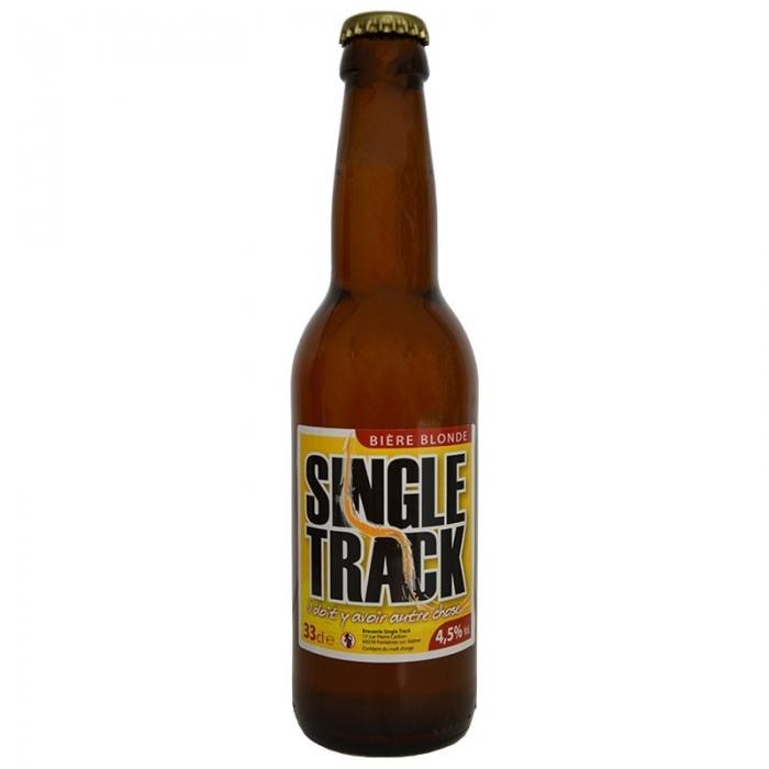 Bière blonde artisanale Pils Single Track