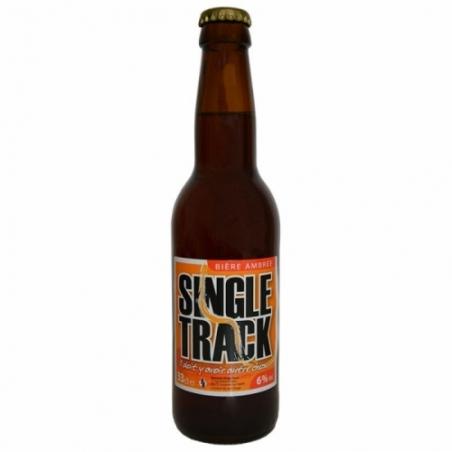Bière ambrée artisanale Single Track