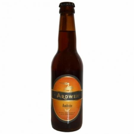 Bière ambrée artisanale Ardwen
