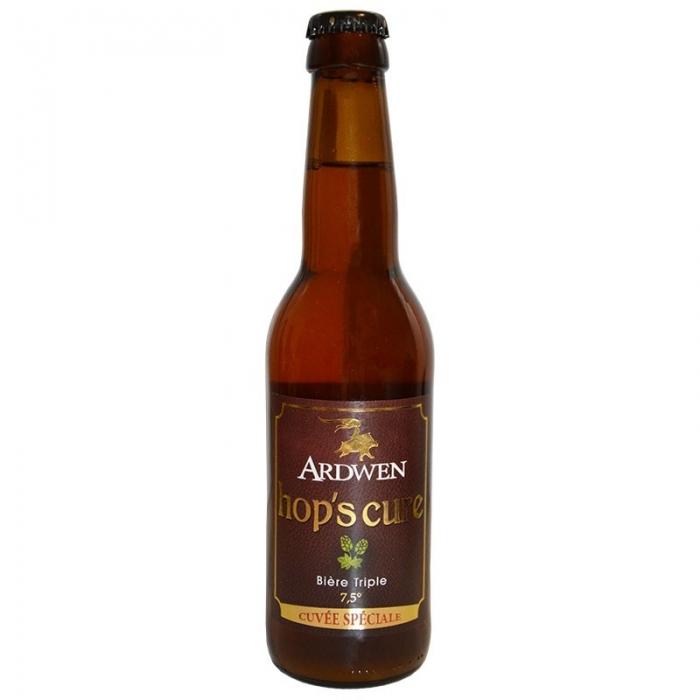 Bière Triple artisanale Ardwen Hop's Cure
