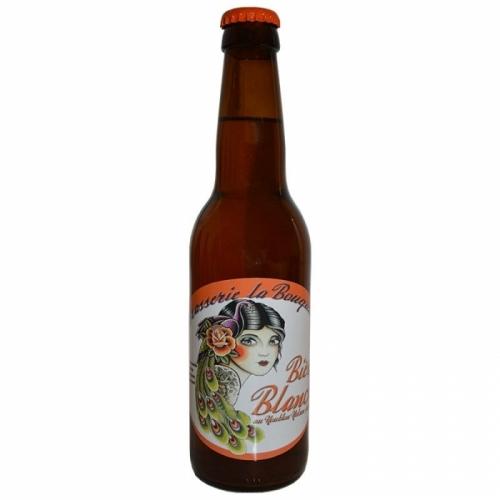 Bière Blanche artisanale La Bouquine