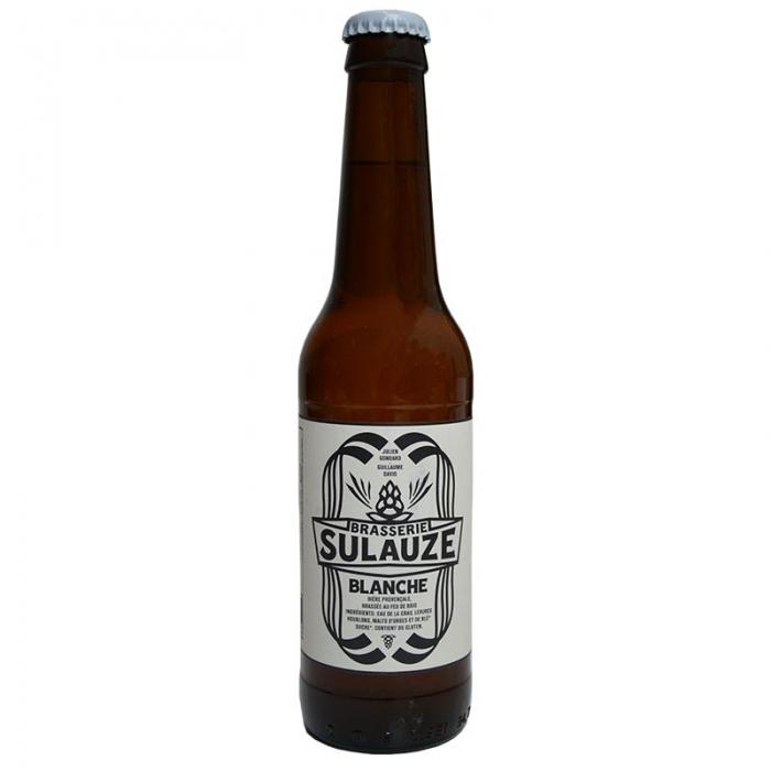 Bière blanche artisanale de Sulauze
