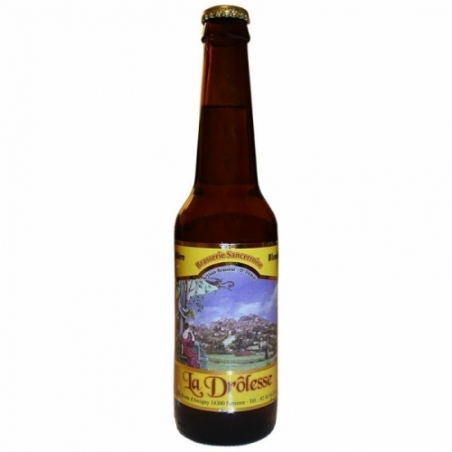 Bière blonde artisanale La Drôlesse
