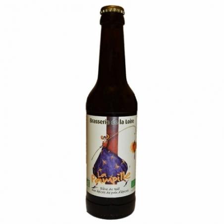 Bière de Noel artisanale aux épices La Pampille