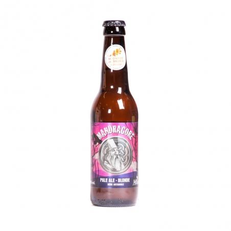 brasserie mélusine bière mandragore